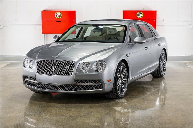 Bentley Flying Spur 2016 4dr Sdn W12
