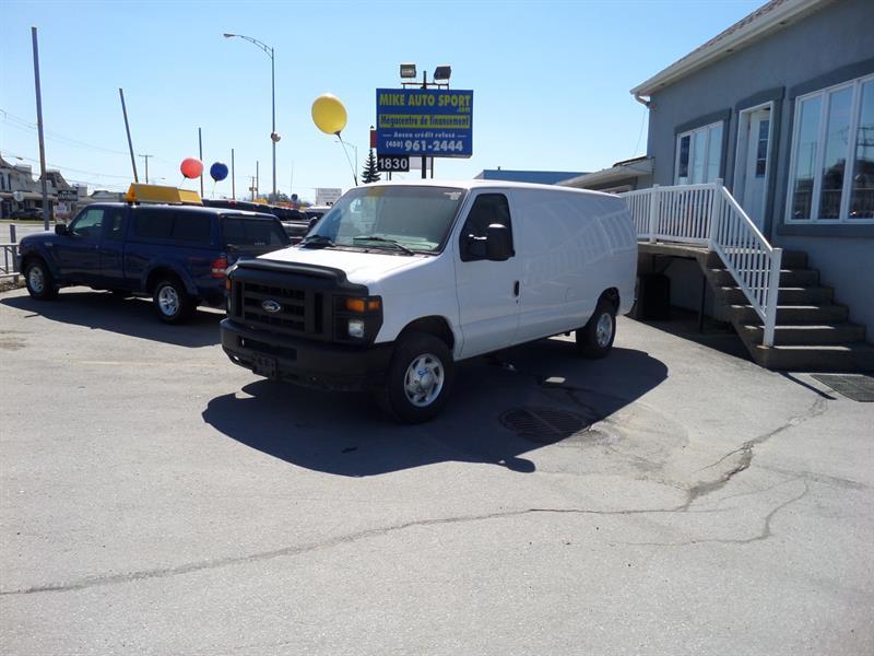 Ford Econoline Cargo Van 2012 E-250