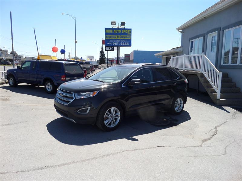 Ford EDGE 2015 4dr SEL AWD