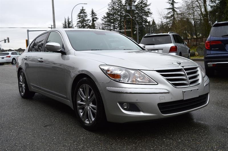 2009 Hyundai Genesis 4.6L V8 *Loaded* #CWL8927M