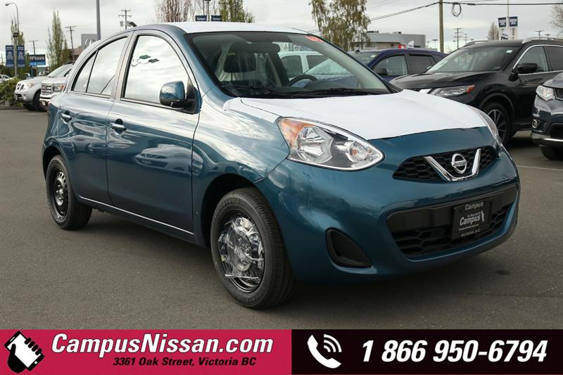 2019 Nissan Micra SV FWD #9-A206-NEW