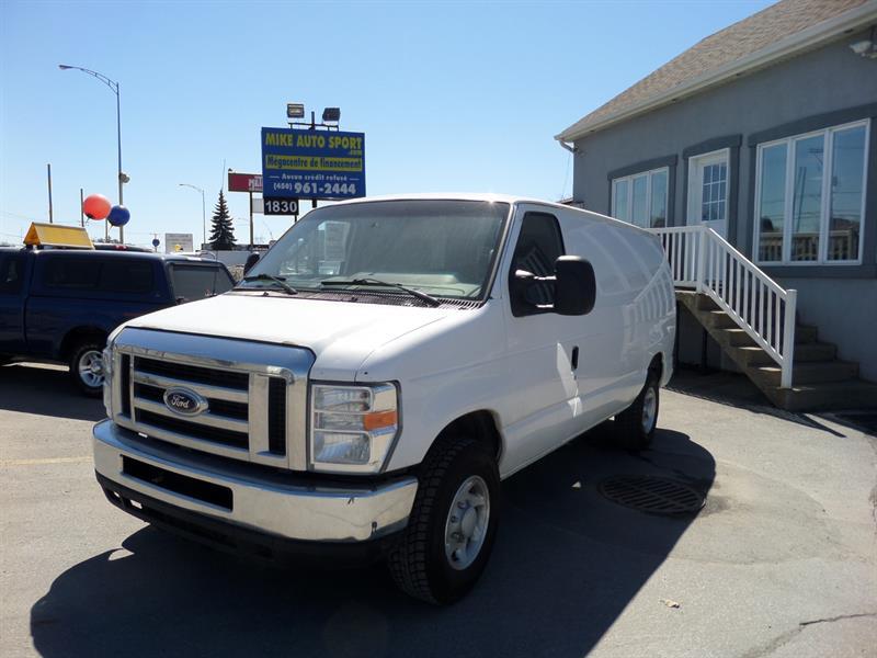 Ford Econoline Cargo Van 2013 E-250