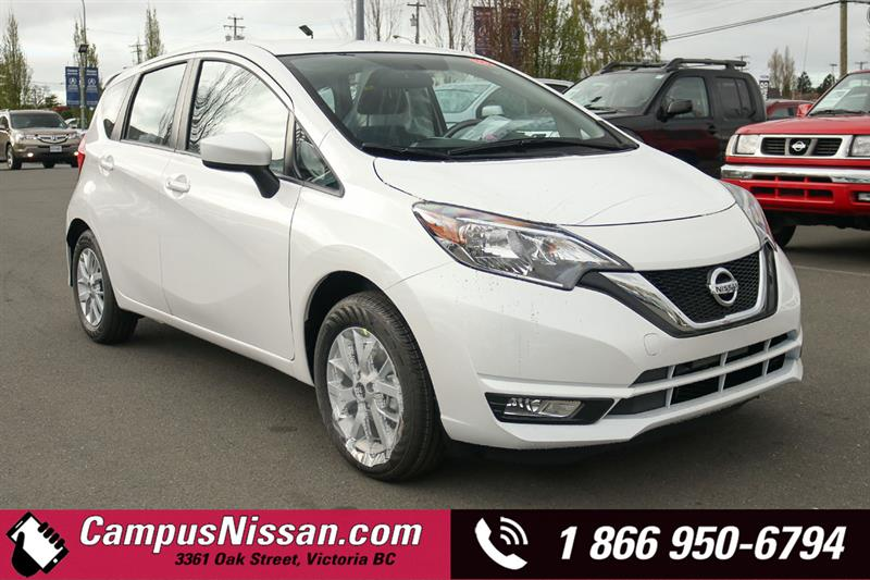 2019 Nissan Versa Note SV FWD w/ Special Edition Pckg #9-B208-NEW