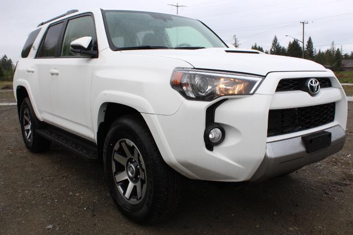 2019 Toyota 4Runner TRD Off-Road #12454