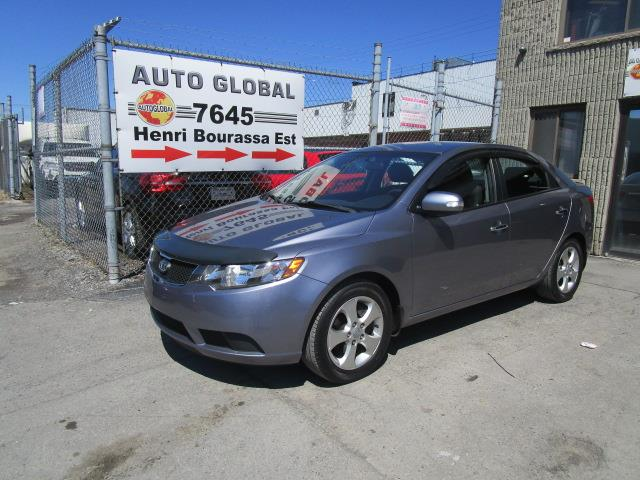 Kia Forte 2010 EX Gr. Électrique Mags Air Bas Millage  #19-574