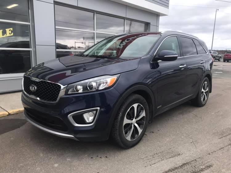 2017 Kia Sorento AWD 4dr Turbo
