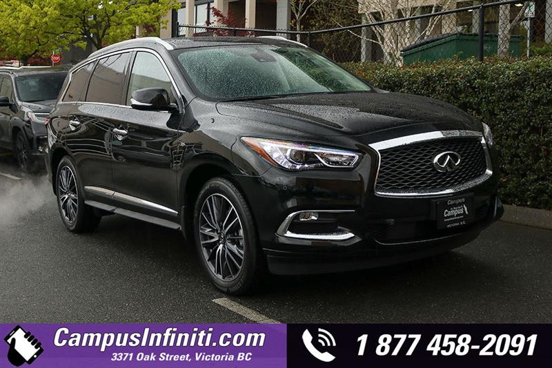 2019 Infiniti Qx60 PURE Essential, Sensory, Theatre Proactive Package #19-QX6011