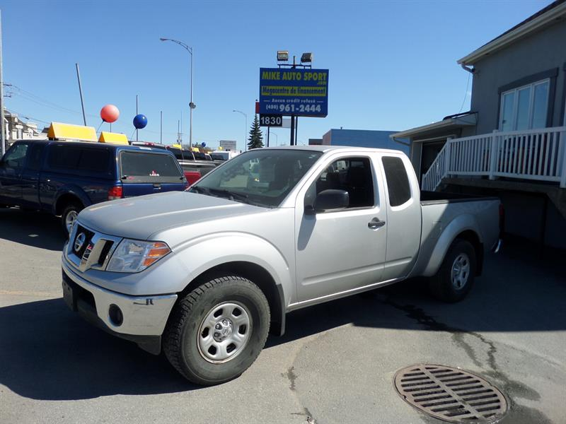 Nissan Frontier 2012 2WD King Cab SWB S #m9672