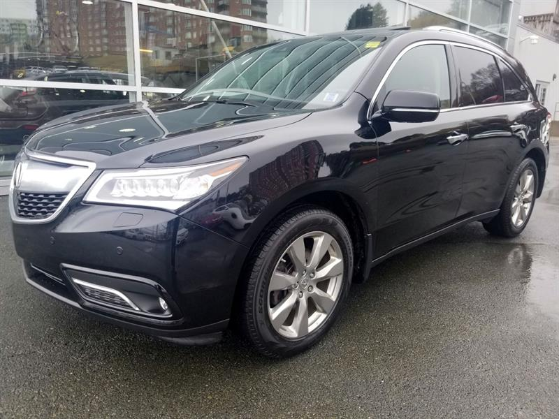 Acura MDX 2016 Elite Package #91263D