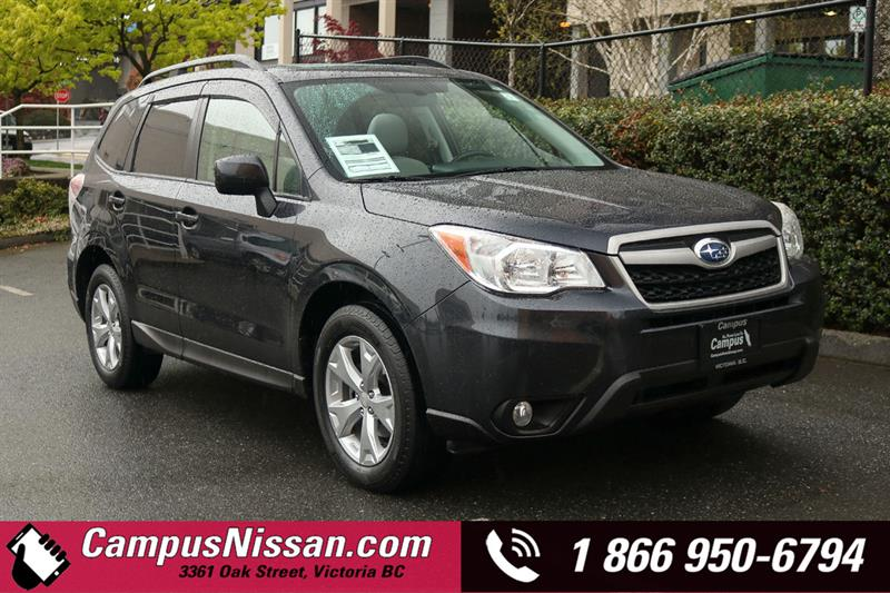 2014 Subaru Forester   2.5i Limited   Touring   AWD #9-Q139A
