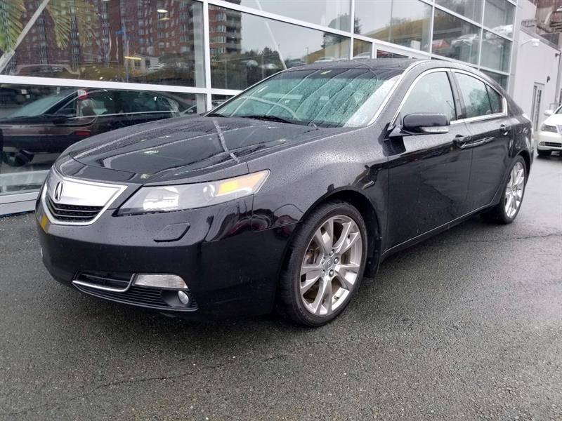 2013 Acura TL Elite Package #75868E