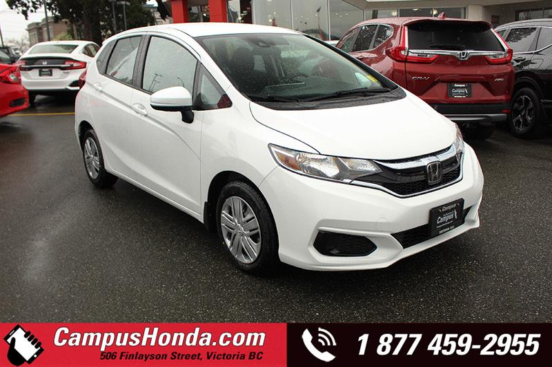 2019 Honda Fit LX #19-0401-NEW