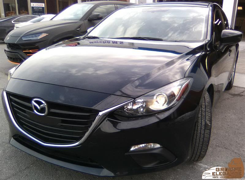 2016 Mazda Mazda3 4dr Sdn GS #201904-02