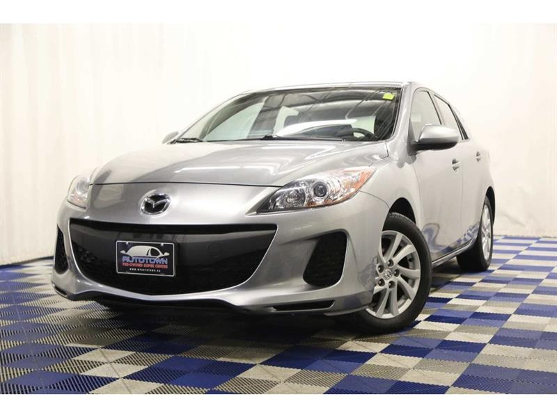 2012 Mazda Mazda3 GX SPORT - NO ACCIDENTS #12M306522