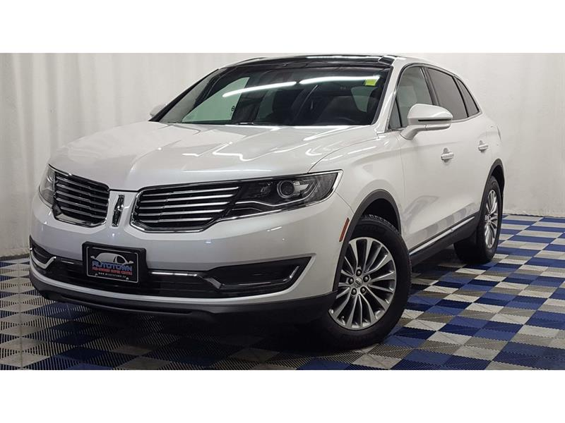 2016 Lincoln MKX SELECT - 6 CYL/AWD/NO ACCIDENTS!! #LUX16LM21348