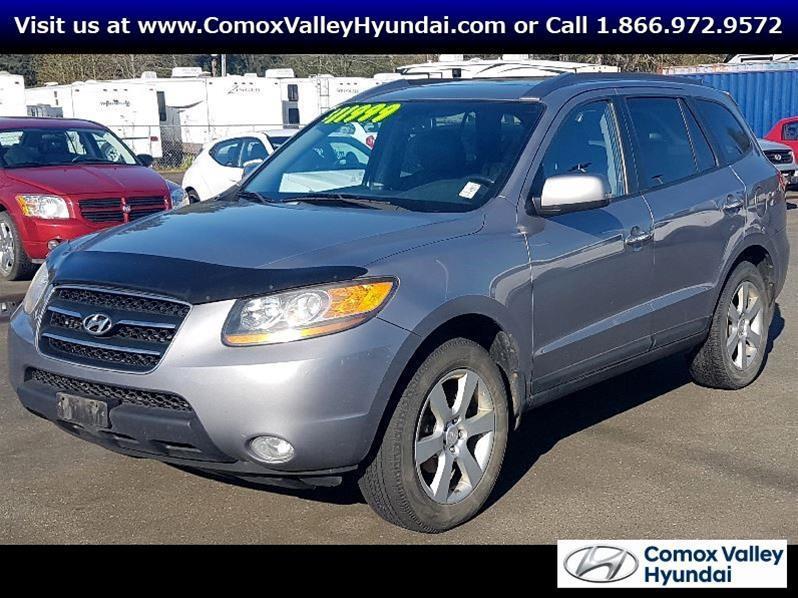 2008 Hyundai Santa Fe Limited at (5-seat) #19SF3311B