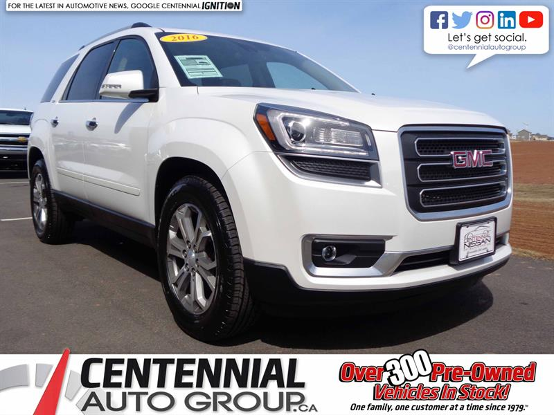 2016 GMC Acadia SLT-1 | AWD #SP19-009
