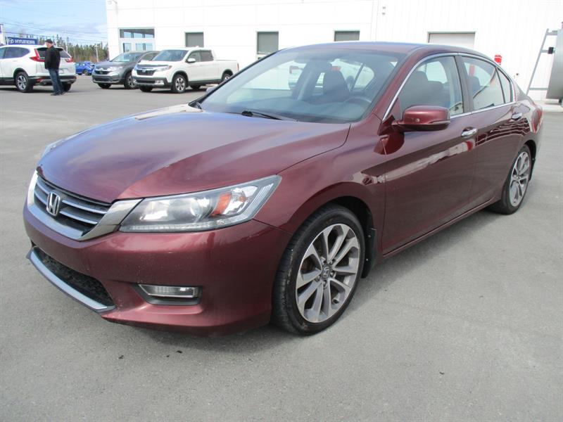 2013 Honda Accord Sedan 4dr I4 Auto Sport #H18351A