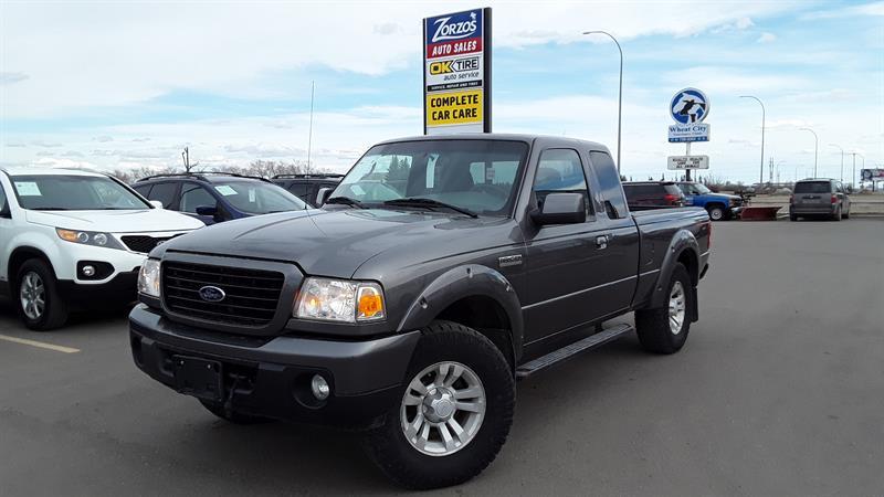 2009 Ford Ranger XL #P377-1