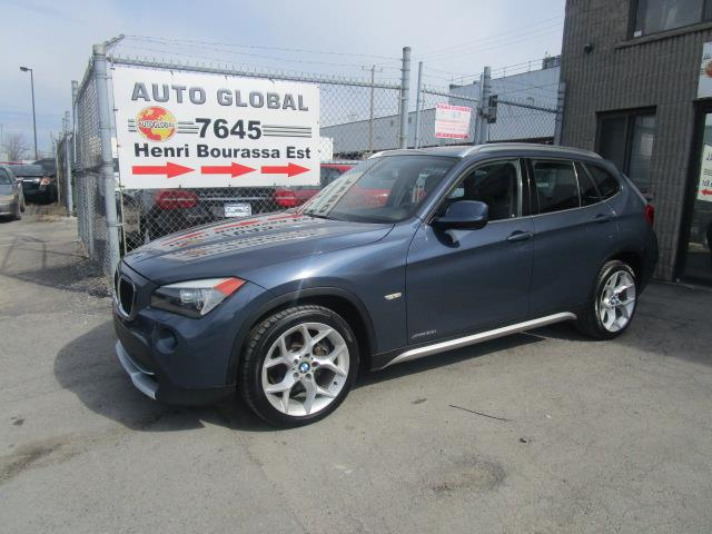 2012 BMW X1 AWD 28i Cuir Toit Panoramique Mags 4 Portes #19-567