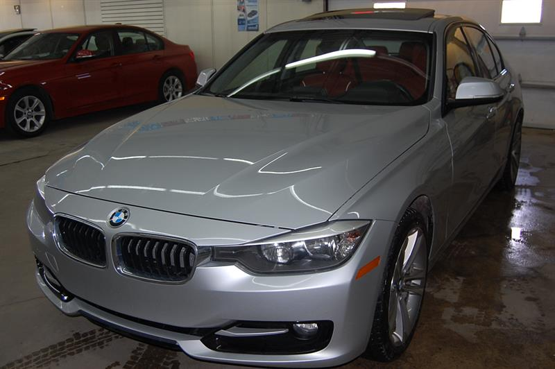 BMW 3 Series 2014 4dr Sdn 320i xDrive AWD