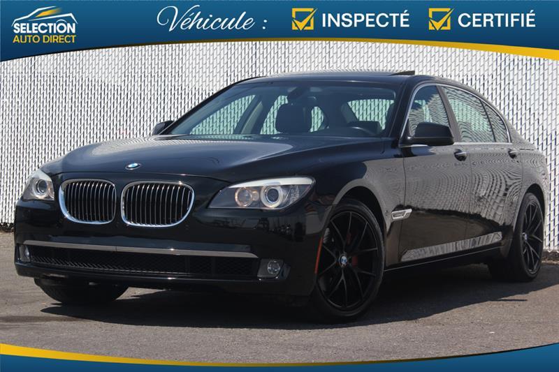 BMW 7 Series 2012