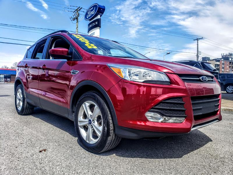 Ford Escape 2016 4WD 4dr SE**cuir navigation** #90837a