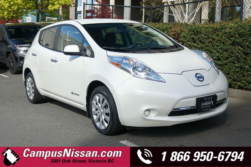 2015 Nissan Leaf | S | FWD w/ Quick-Charge #JN3161