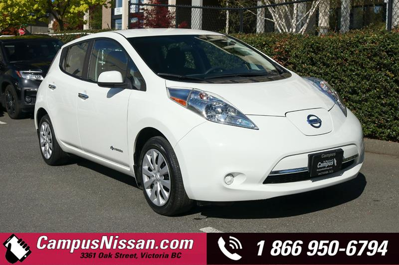 2016 Nissan Leaf | S | FWD w/ Quick-Charge #JN3164