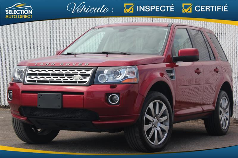 Land Rover LR2 2013 AWD #S333898