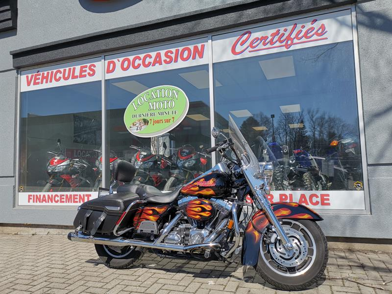 Harley Davidson FLHRC Roadking Classic 2007 #40598