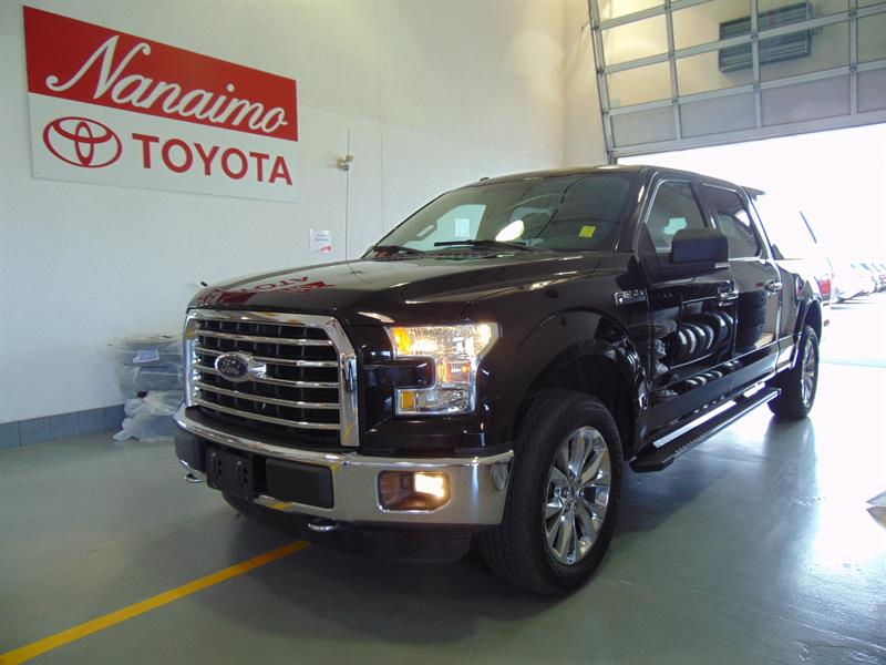 2016 Ford F-150 4WD SuperCrew XLT #20863A
