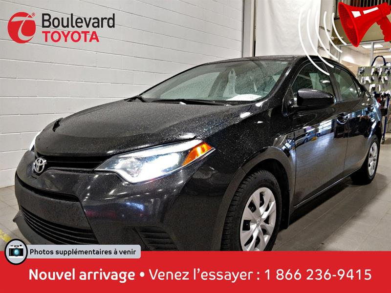 Toyota Camry 2014 * LE * #85391A