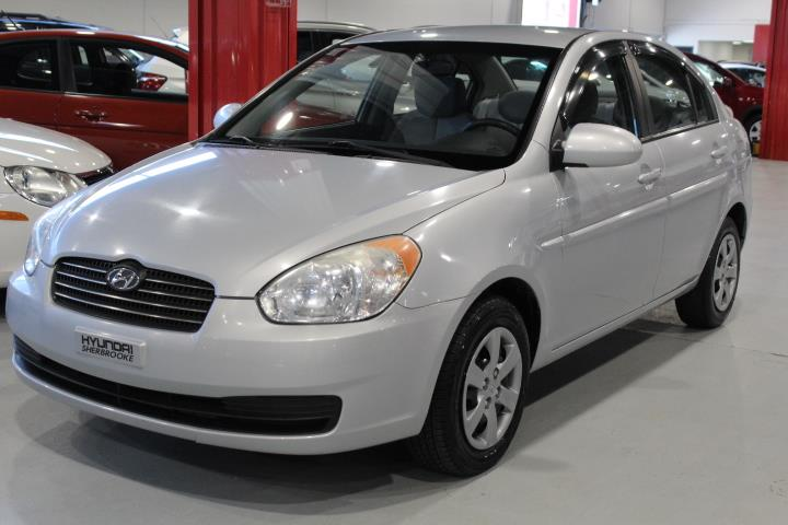 Hyundai Accent 2009 GLS 4D Sedan #0000000974