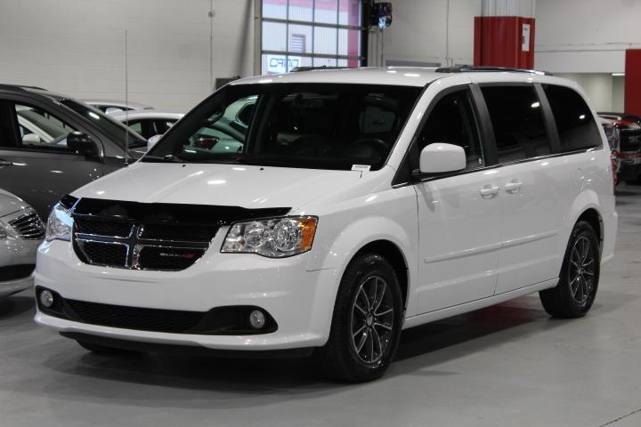 Dodge Grand Caravan 2016 SXT Wagon #0000001206