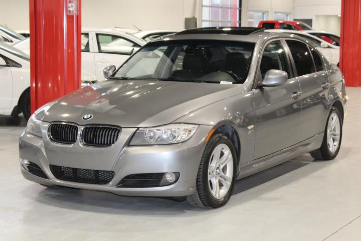 2011 BMW 3 Series 328I XDRIVE 4D Sedan #0000001236