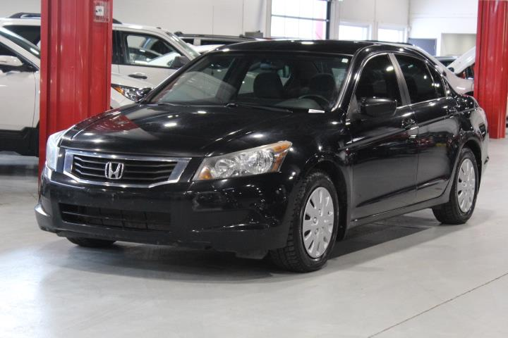 Honda Accord 2009 LX 4D Sedan #0000001476