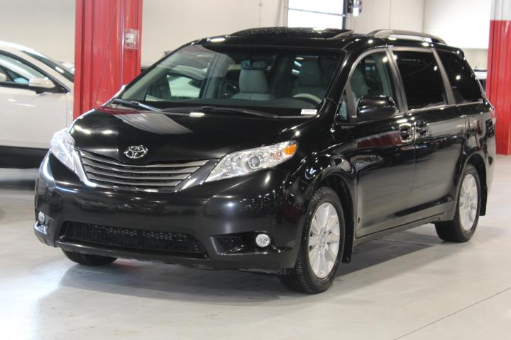 Toyota Sienna 2013 XLE LIMITED 4D Wagon 7 Pa #0000001481