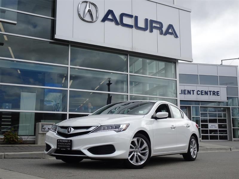 2017 Acura ILX Tech|Acura Certified|Local Car|One Owner|Warranty  #987519A