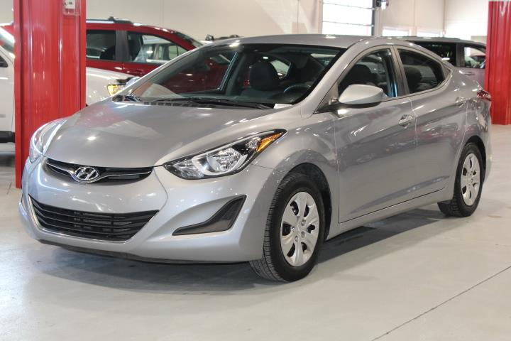 Hyundai Elantra 2015 L 4D Sedan 6sp #0000001497