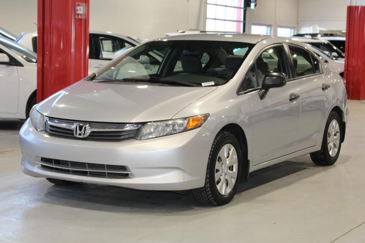 Honda Civic 2012 DX 4D Sedan 5sp #0000001558