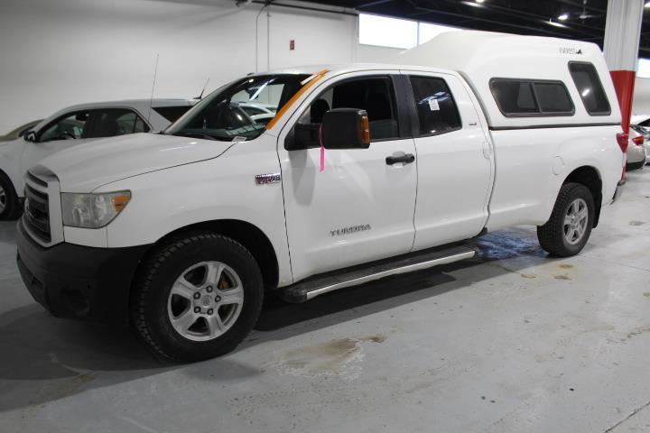 Toyota Tundra 2010 SR5 Double Cab 4WD #0000001585