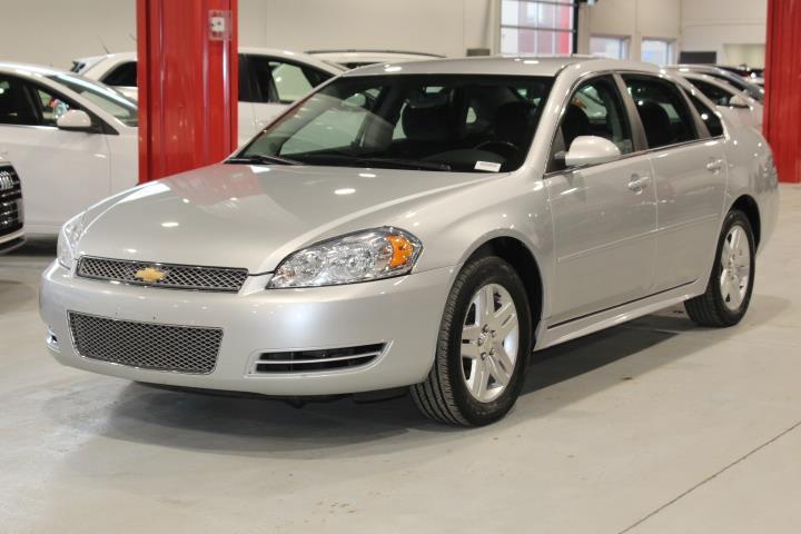 Chevrolet Impala 2012 LT 4D Sedan #0000001600