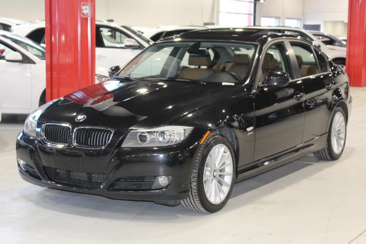 2011 BMW 3 Series 328I XDRIVE 4D Sedan #0000001625