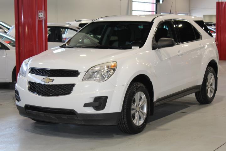 Chevrolet Equinox 2011 LS 4D Utility FWD #0000001626