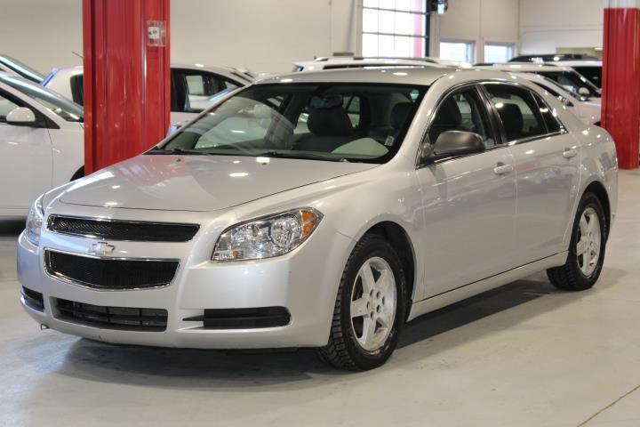 Chevrolet Malibu 2012 LS 4D Sedan #0000001704