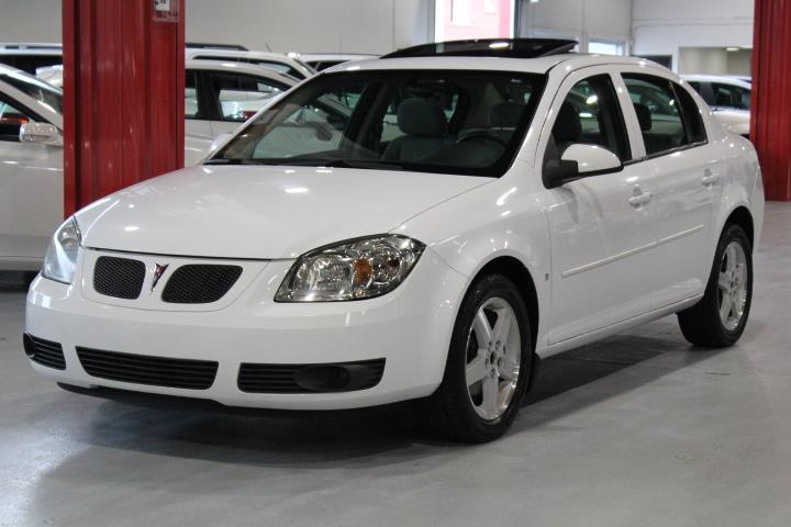 Pontiac G5 2008 SE 4D Sedan #0000001705