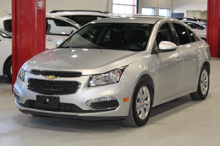 Chevrolet Cruze Limited 2016 1LT 4D Sedan #0000001742