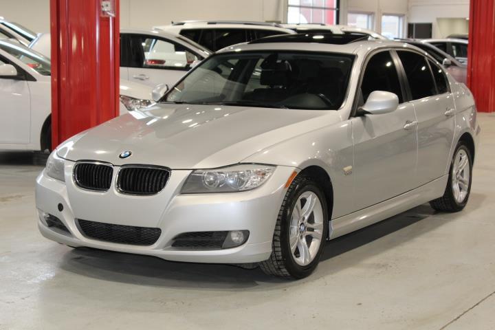 BMW 3 Series 2011 328I XDRIVE 4D Sedan #0000001794