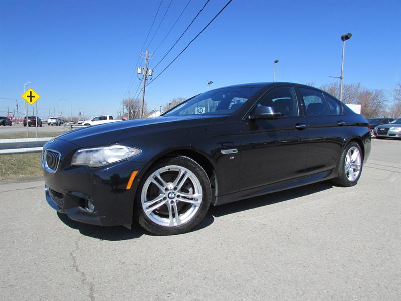 2014 BMW 528XI xDrive TOIT OUVRANT NAVI BLUETOOTH MAGS!! #3542